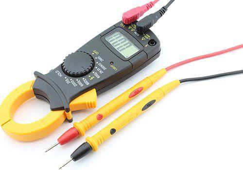 Misuratore di tensione elettrica