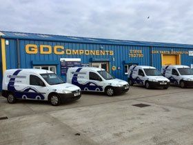 Spare car parts - Anglesey - GDComponents - Alternators