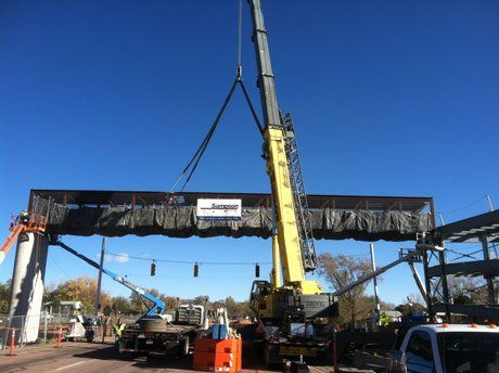 Crane Rental Denver Co Erix Crane Amp Rigging