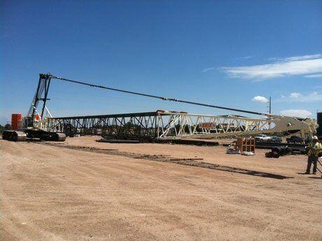Crane Rental Denver Co Erix Crane Amp Rigging