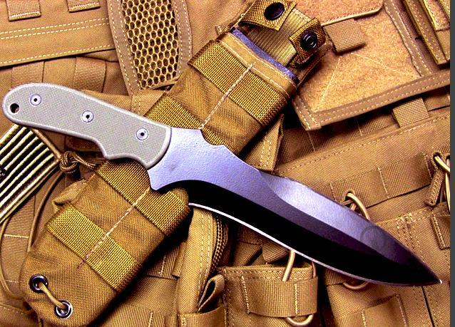Grayman Fixed Blade