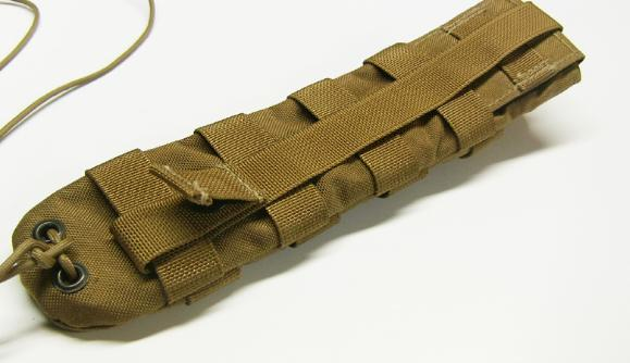 Grayman Cordura Molle/Belt Sheath