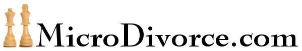 MicroDivorce Logo Banner