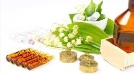 estratti da erbe medicinali, omeopatia, rimedi naturali