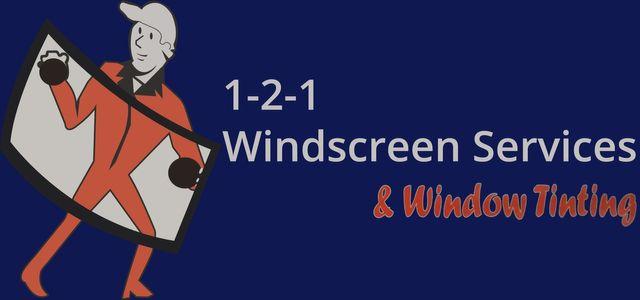 1-2-1 Windscreen Services Ltd logo