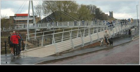 Quality steel bridge