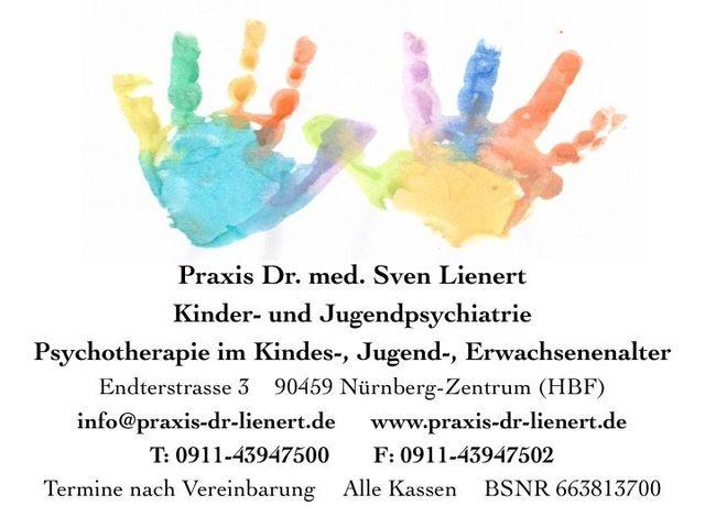 Praxis Dr Lienert Kinderpsychiater Jugendpsychiater