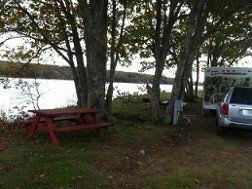RV Sites, Seguin Island | Georgetown, ME