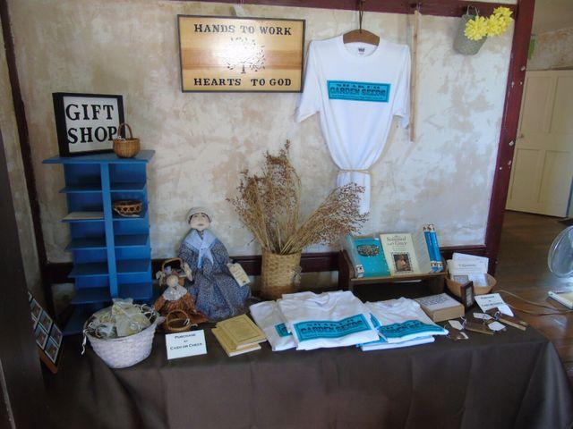 shaker village gift shop