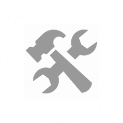 Icona di un martello e una chiave inglese incrociati