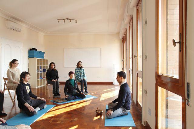 Sala per Mindfulness