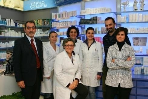 team di farmacisti