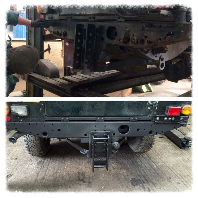 About PEX 5X5 Land Rover Mechanic Andover