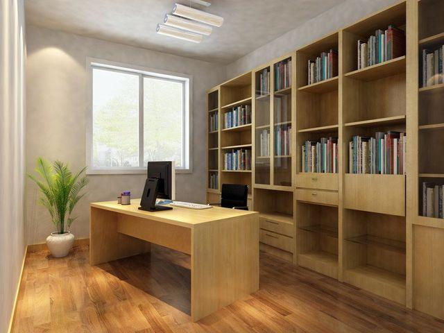 books storage area