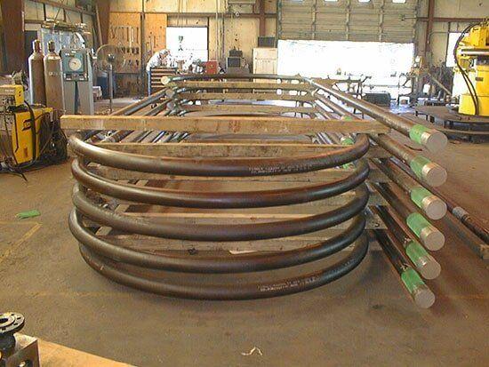 LDPE Loop Reactor Tubing | Galveston, TX | A & A Machine