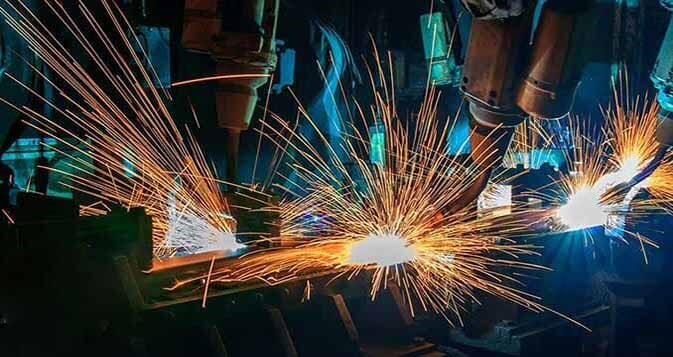 Welding — Fabrication in Galveston, Tx