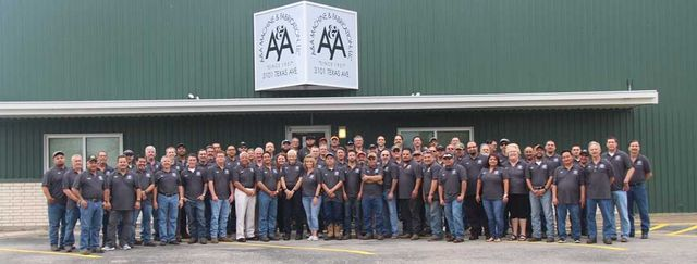 Our Machinists, Fabricators, Staff | Galveston, TX | A & A