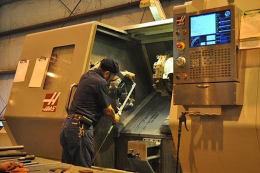 CNC work — Fabrication in Galveston, Tx