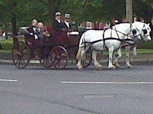 Carriages for special events