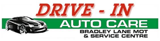 Drive In Auto Care logo
