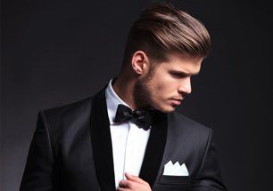 male evening wear
