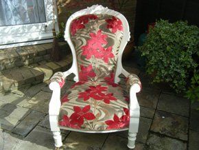 Furniture upholstering - Deale, Kent - Charles Upholstery - Chairs