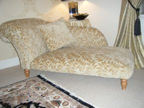 Furniture reupholstery - Canterbury, Kent - Charles Upholstery - Caravan Interior