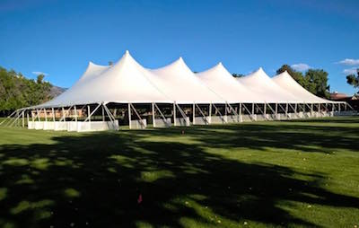 Garcia Tents Abq Amp Tented Wedding Albuquerque Weddings
