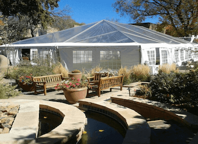 Best tent rental company