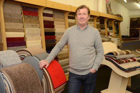 Owner of Pallion and Southwick Carpets
