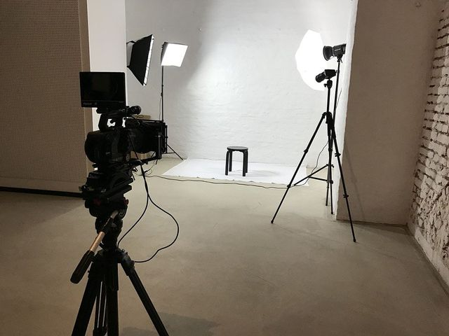 Video Studio Set