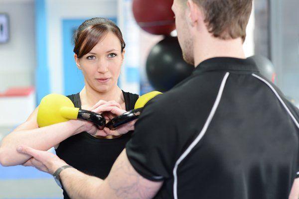 Servizio d'allenamento con l'istruttore personale a Voghera