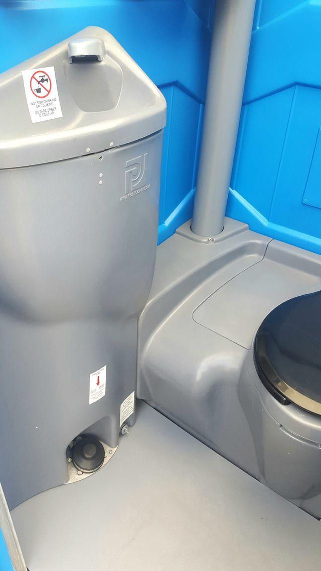 Flush Services Portable Toilet: C&H Disposal Service, Inc