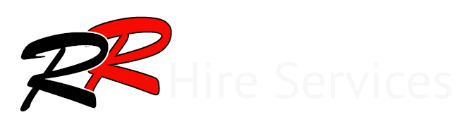 R and R Hire Services logo