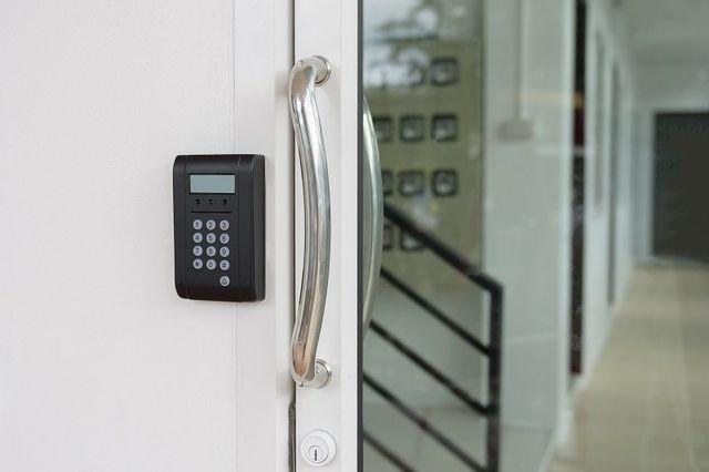 pulsantiera d'accesso