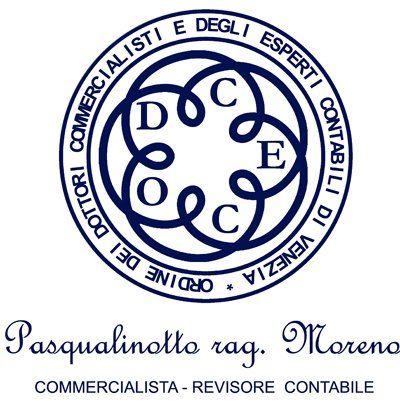 Pasqualinotto rag. Moreno Logo
