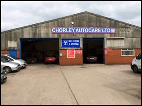 Chorley Autocare garage