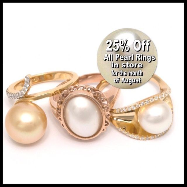 Girls Love Pearls - Workroom Sale 20-50% Off All Stock