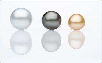 Varieties of pearls from our pearl specialists in Brisbane