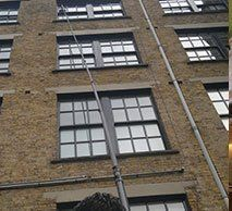 multi-storey building window cleaning