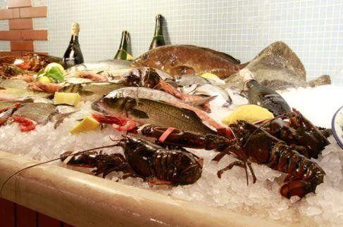 Portate di pesce ristorante La tana marina