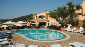 hotel con giardino, albergo con piscina, vista manoramica