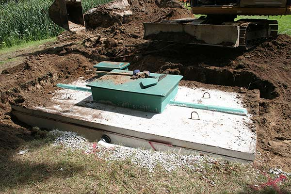 Septic Tank Services | Youngstown, OH | Tom's Industrial