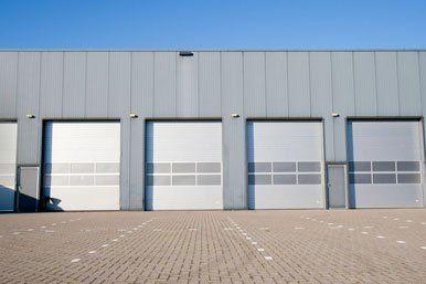 industrial doors manufactured