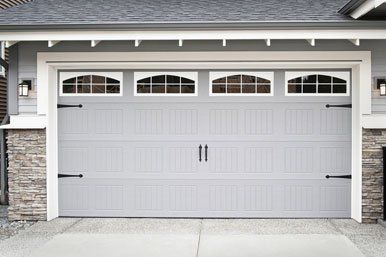 • Insulated sectional and roller doors