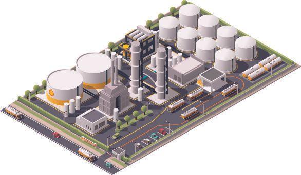 Engineered Industrial Design Model, Odessa & San Angelo TX