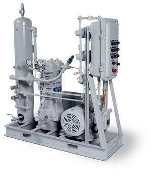 Corken Vertical Industrial Compressor, Shreveport LA & Longview TX