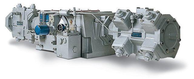Corken Horizontal Industrial Compressor, San Angelo TX