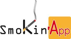 SMOKIN' APP - LOGO