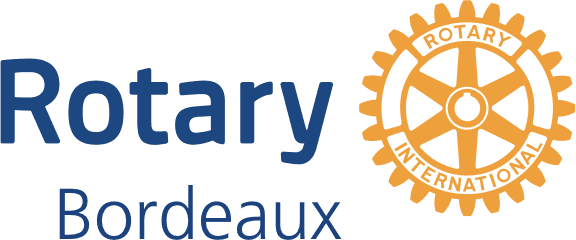 Logo Rotary Club Bordeaux